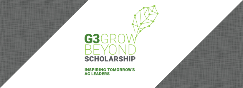Introducing the G3 Grow Beyond Scholarship