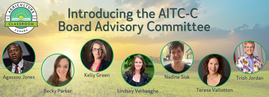 Agriculture in the Classroom Canada Establishes a Board Advisory Committee
