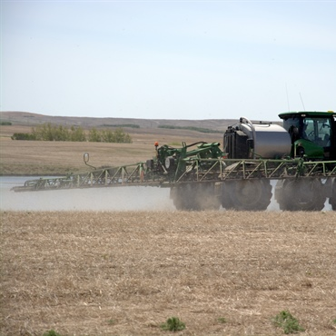Pesticides and the Environment