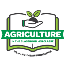 Agriculture in the Classroom New Brunswick icon